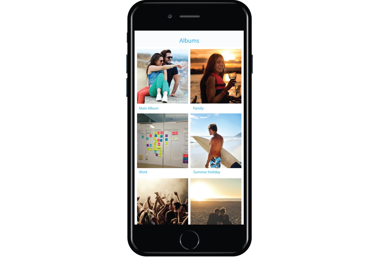 Photo Vault – Odyssey Apps
